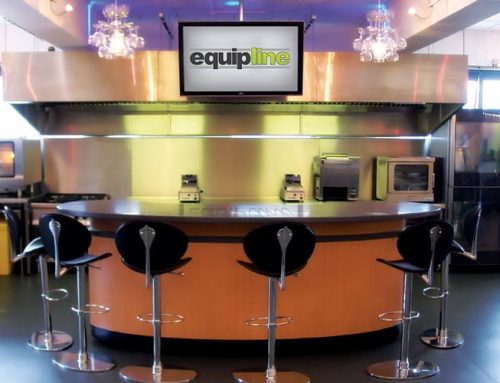 The Equip Line Live Kitchen